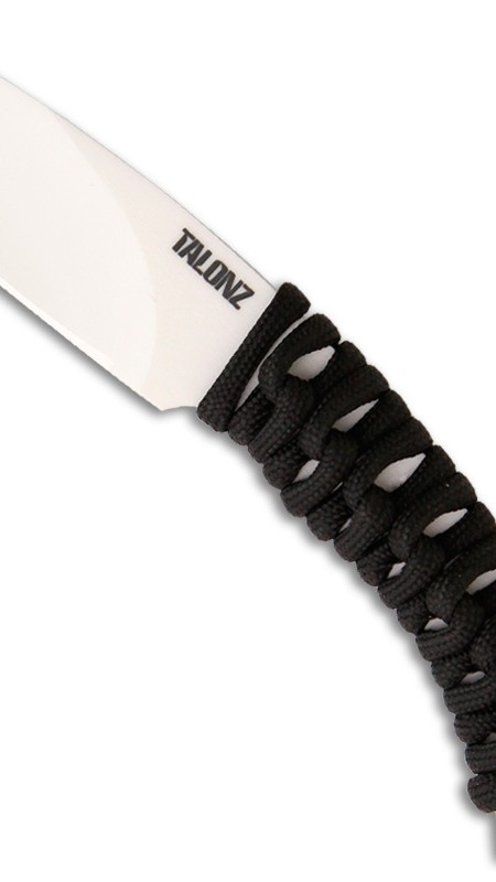 Talonz-1 Ceramic Neck Knife @ BladeHQ.com